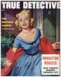 True Detective (1924-1995 MacFadden) True Crime Magazine Vol. 61 #5