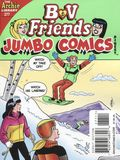 B and V Friends Double Digest (2010 Archie) 277
