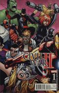 Civil War II (2016 Marvel) 1STANLEE