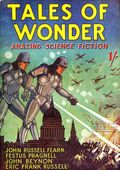 Tales of Wonder (1937-1942 World's Work) Pulp 1