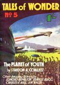 Tales of Wonder (1937-1942 World's Work) Pulp 5