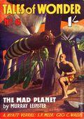 Tales of Wonder (1937-1942 World's Work) Pulp 6