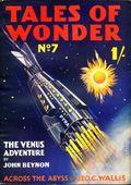 Tales of Wonder (1937-1942 World's Work) Pulp 7