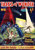 Tales of Wonder (1937-1942 World's Work) Pulp 8
