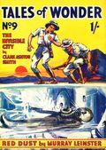 Tales of Wonder (1937-1942 World's Work) Pulp 9
