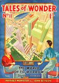 Tales of Wonder (1937-1942 World's Work) Pulp 11