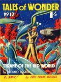 Tales of Wonder (1937-1942 World's Work) Pulp 12