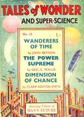 Tales of Wonder (1937-1942 World's Work) Pulp 13