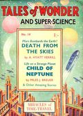 Tales of Wonder (1937-1942 World's Work) Pulp 14