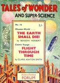Tales of Wonder (1937-1942 World's Work) Pulp 16