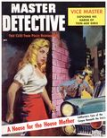 Master Detective (1929) True Crime Magazine Vol. 51 #1