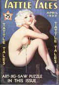 Tattle Tales (1932-1938 D.M. Publishing) Pulp Vol. 1 #3