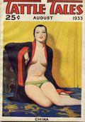 Tattle Tales (1932-1938 D.M. Publishing) Pulp Vol. 2 #1
