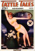 Tattle Tales (1932-1938 D.M. Publishing) Pulp Vol. 2 #4
