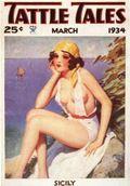 Tattle Tales (1932-1938 D.M. Publishing) Pulp Vol. 3 #1