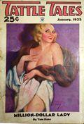 Tattle Tales (1932-1938 D.M. Publishing) Pulp Vol. 3 #4