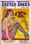 Tattle Tales (1932-1938 D.M. Publishing) Pulp Vol. 3 #8
