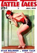 Tattle Tales (1932-1938 D.M. Publishing) Pulp Vol. 3 #9