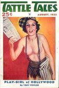 Tattle Tales (1932-1938 D.M. Publishing) Pulp Vol. 3 #10