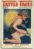 Tattle Tales (1932-1938 D.M. Publishing) Pulp Vol. 3 #11