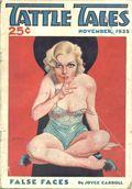 Tattle Tales (1932-1938 D.M. Publishing) Pulp Vol. 4 #1