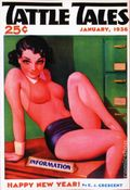 Tattle Tales (1932-1938 D.M. Publishing) Pulp Vol. 4 #3