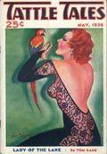 Tattle Tales (1932-1938 D.M. Publishing) Pulp Vol. 4 #7