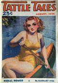 Tattle Tales (1932-1938 D.M. Publishing) Pulp Vol. 4 #10