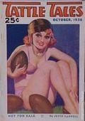 Tattle Tales (1932-1938 D.M. Publishing) Pulp Vol. 4 #12