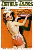 Tattle Tales (1932-1938 D.M. Publishing) Pulp Vol. 5 #1