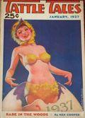 Tattle Tales (1932-1938 D.M. Publishing) Pulp Vol. 5 #3