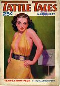 Tattle Tales (1932-1938 D.M. Publishing) Pulp Vol. 5 #5