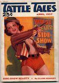 Tattle Tales (1932-1938 D.M. Publishing) Pulp Vol. 5 #6