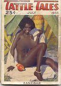 Tattle Tales (1932-1938 D.M. Publishing) Pulp Vol. 1 #6