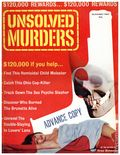 Unsolved Murders (1964 TD Publishing) Magazine 1964A