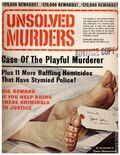 Unsolved Murders (1964 TD Publishing) Magazine 1964B