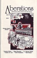 Aber(r)ations (1991-1997 Sirius Fiction) Magazine 4