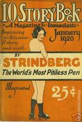 10 Story Book (1901-1940 Sun Publications) Magazine Vol. 19 #6