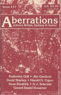 Aber(r)ations (1991-1997 Sirius Fiction) Magazine 17