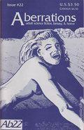 Aber(r)ations (1991-1997 Sirius Fiction) Magazine 22