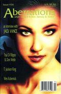 Aber(r)ations (1991-1997 Sirius Fiction) Magazine 36