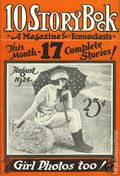 10 Story Book (1901-1940 Sun Publications) Magazine Vol. 23 #6