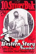 10 Story Book (1901-1940 Sun Publications) Magazine Vol. 25 #8