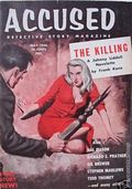 Accused Detective Story Magazine (1956 Atlantis Publishing) Vol. 1 #3