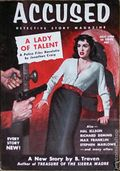 Accused Detective Story Magazine (1956 Atlantis Publishing) Vol. 1 #4