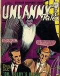 Uncanny Tales (1963-1989 Alan Class) UK Series 25
