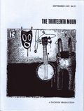 Thirteenth Moon (1982-1996 Tachyon Corp.) Magazine 16
