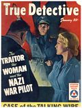 True Detective (1924-1995 MacFadden) True Crime Magazine Vol. 39 #4