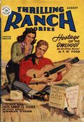 Thrilling Ranch Stories (1945-1953 Atlas Publishing) UK Edition Vol. 4 #5