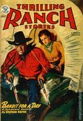 Thrilling Ranch Stories (1945-1953 Atlas Publishing) UK Edition Vol. 4 #7